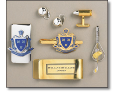 Civic gifts - Cufflinks, money clips etc