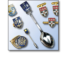 Civic gifts - Cufflinks, Brooches, Badges, Pins