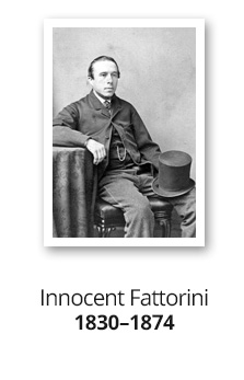 Innocent Fattorini 1830 -1874