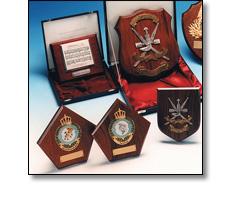 Various Heraldic Shields
