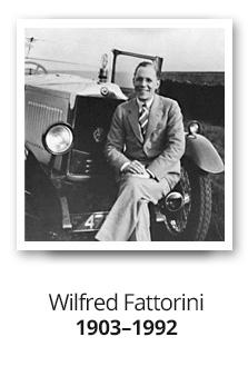 Wilfred Fattorini 1903-1992