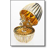 Decorative bejewelled Egg