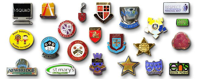 Pin Badges, Tokens & Button Badges