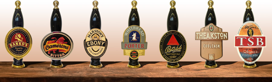 Pump clips & point of sale products