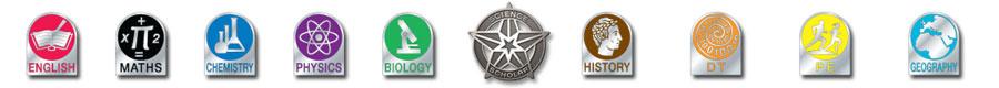 SCHOOL – Badges, Awards..