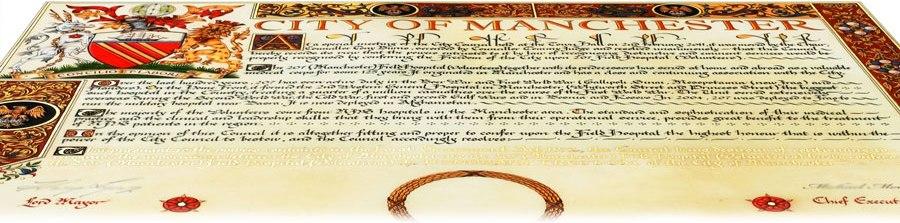 Illuminated Scrolls