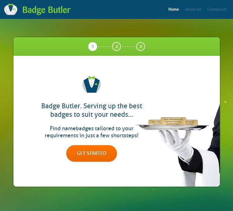 Name badge – eChooser (Badge Butler)