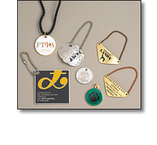Tags and membership badges