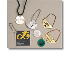 Tags and membership badges