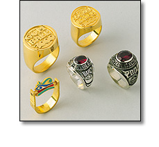Corporate Jewellery - Rings