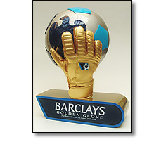 Football Premier league - Golden Glove award
