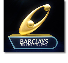 Football Premier league - Golden Glove