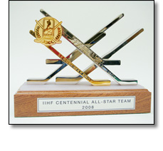 International Ice hockey trophy