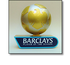 Premier League Football player of the season award