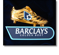 Golden boot award