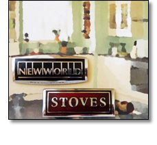 Product badge for Stoves domestic cookers
