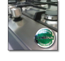 Product badge - Cooker badge