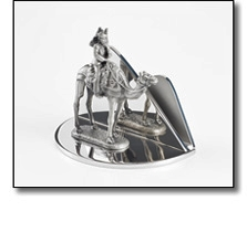 Silver Camel