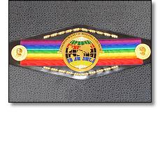 Commonwealth boxing belt