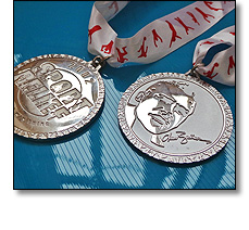 Sport relief medal