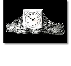 The Times newspaper clock award