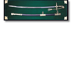 Ceremonial scimitar swords - UAE