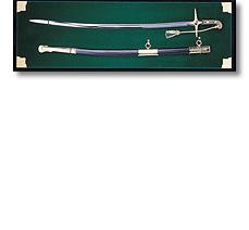 Ceremonial scimitar swords - UAE
