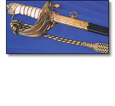 Ceremonial swords - Royal Airforce