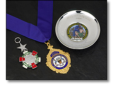 Civic insignia and civic gifts