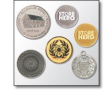 Various tokens
