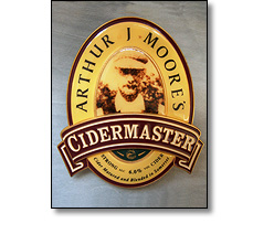 Pump clip for Arthur J Moore Cidermaster