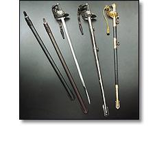 Ceremonial swords - UK