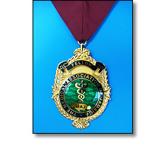 Association Insignia - Fellow. Medical Association of Jamaica