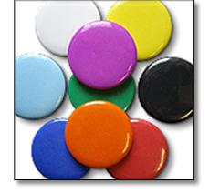 School S0 Acetate button badges