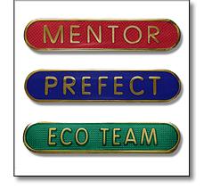 School S9 badges