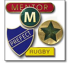 school medal badges