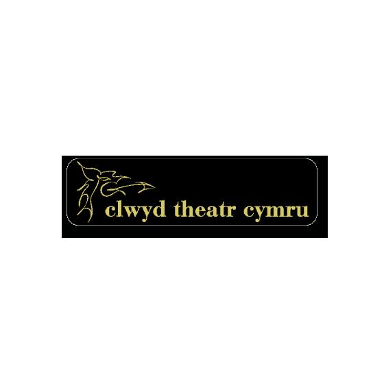 Theatre staff name badge by Fattorini