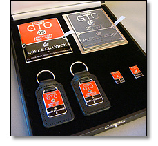 Commemorative gift sets