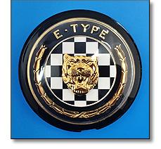 E-Type Jaguar limited edition