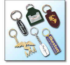 Key rings by Fattorini