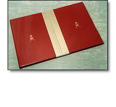 Ornate Folder