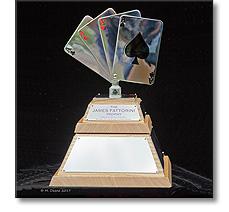James Fattorini Bridge trophy